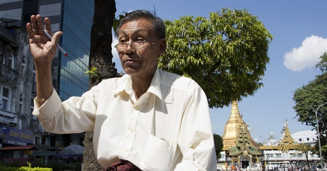 Fortunetellers mixed on Myanmar's historic election
