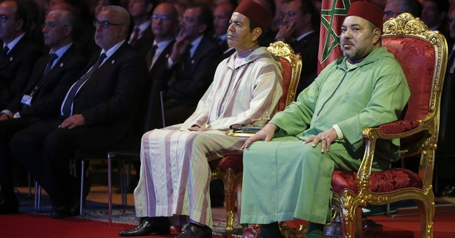 Moroccan king visits contested Western Sahara territory