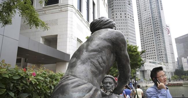 Singapore is natural choice for China-Taiwan talks