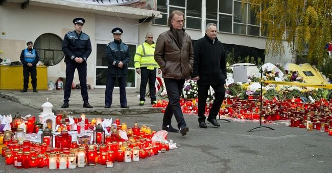 Death toll rises to 41 in Romanian nightclub fire