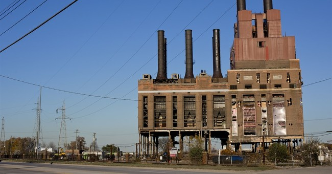93-year-old 'Mighty Marysville' power plant imploded