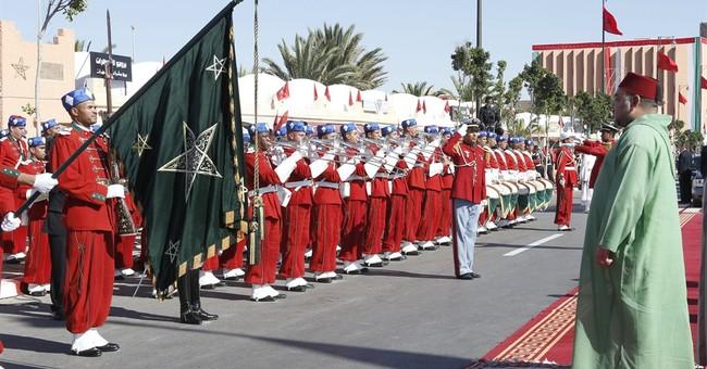 Moroccan king visits contested Western Sahara territory