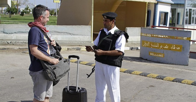 Sharm el-Sheikh airport officials reveal porous security