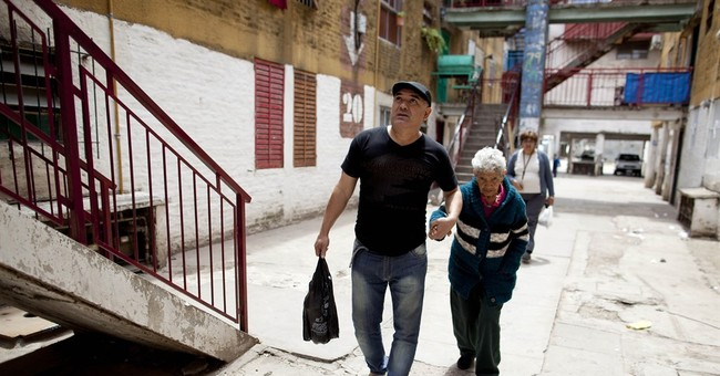 Sprawling Buenos Aires province key to Argentine election