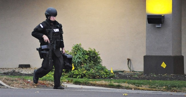 Autopsy: Crime spree slaying suspect killed self