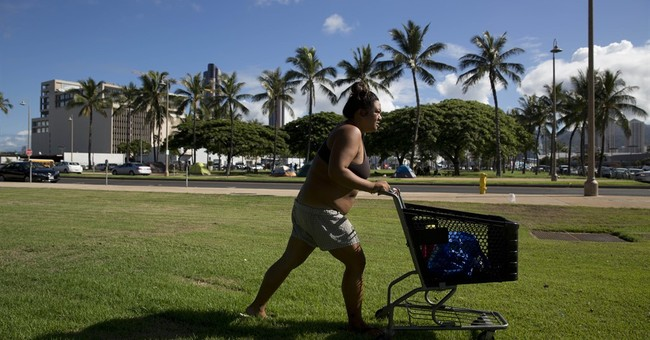 Homelessness in Hawaii grows, defying image of paradise