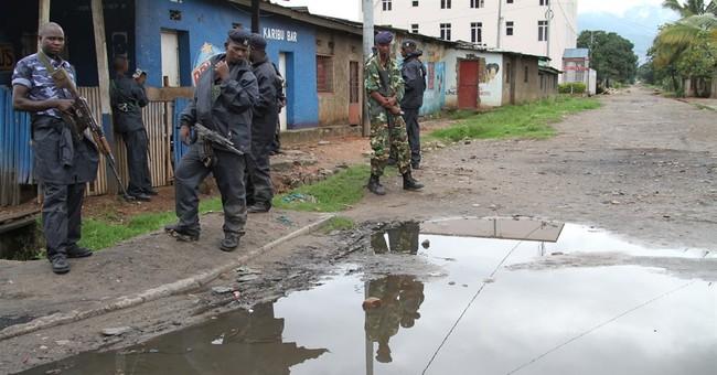 Witnesses: 9 killed in attack on bar in Burundi's capital