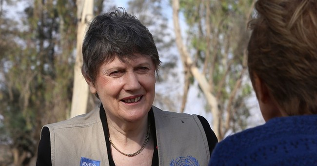 Top UN official calls for helping Syria refugees make living