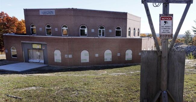 A mosque grows slowly amid opposition in New Hampshire