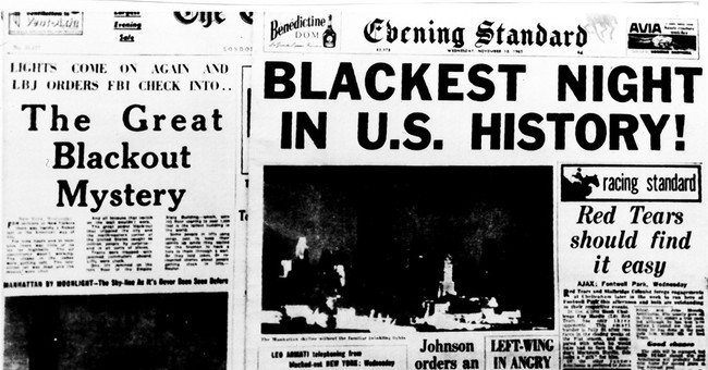 AP PHOTOS: Blackout of 1965 plunged 30 million into darkness