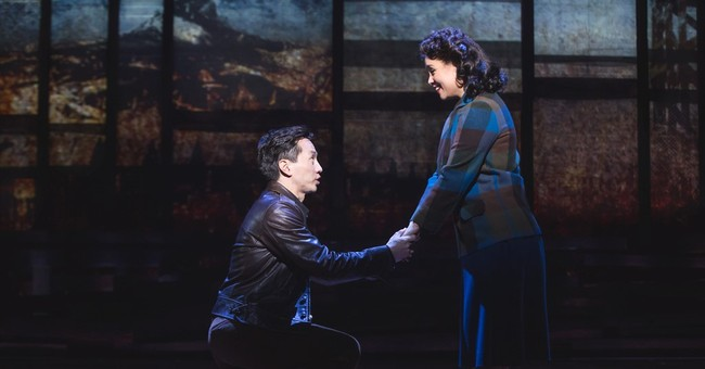 Review: Musical 'Allegiance' is heavy-handed missed chance