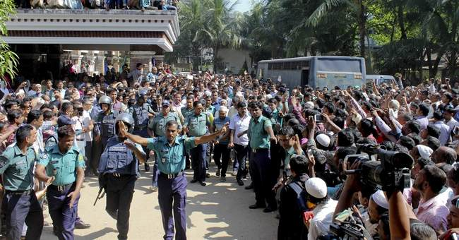 Bangladesh sentences 6 to death in torture deaths of 2 boys