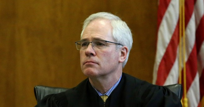 Hearing underway for judge who wouldn't perform gay weddings