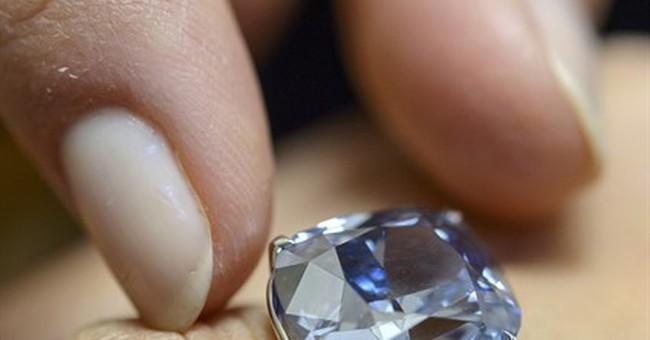 Hong Kong tycoon buys 7-year-old daughter $77M in diamonds