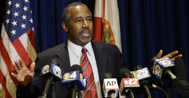 Secret Service to start protecting Ben Carson this week