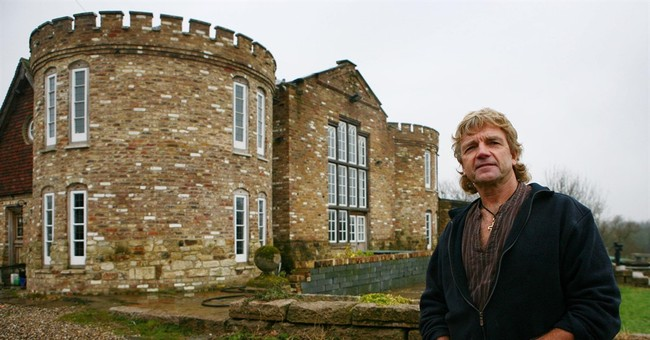 British farmer ordered to tear down his mock Tudor castle
