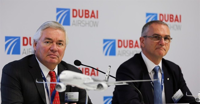 Focus at Dubai Airshow shifts to military needs