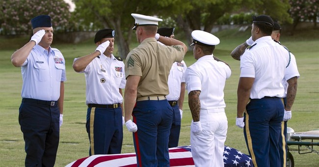 Military identifies remains of 7 Pearl Harbor 'unknowns'