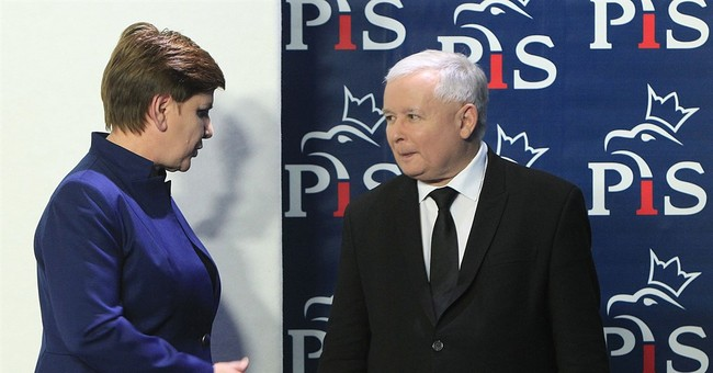 Poland's ruling party announces makeup of Cabinet
