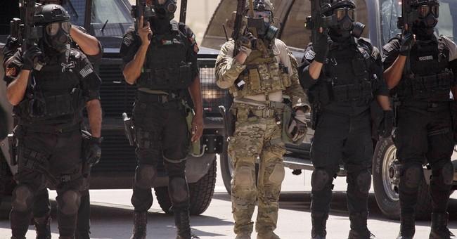 2 Americans among 5 killed in rare Jordan police shooting