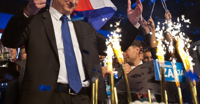 Croatian opposition conservatives win general election