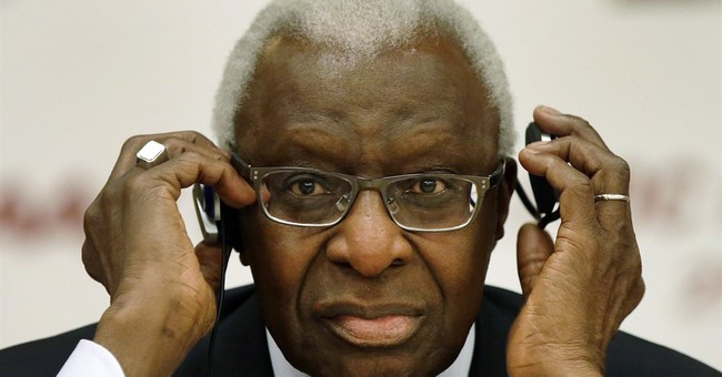 IOC suspends Diack; opens way for stripping of medals