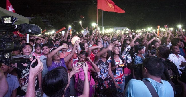 Myanmar opposition: poll panel delaying results deliberately