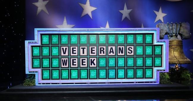 'Wheel of Fortune,' 'Jeopardy!' salute US veterans