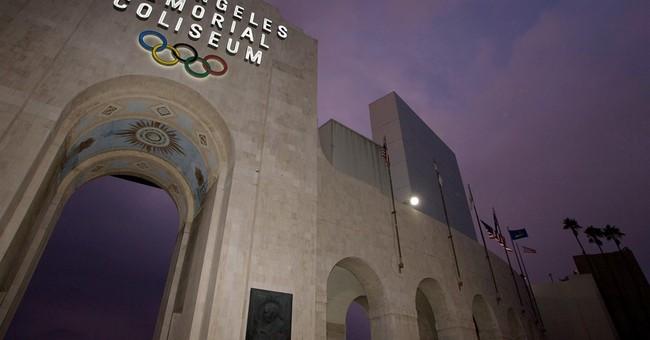 Quake protection looms large in LA stadium bid for Olympics
