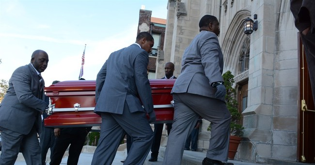 Priest calls funeral of 9-year-old 'new low' for Chicago