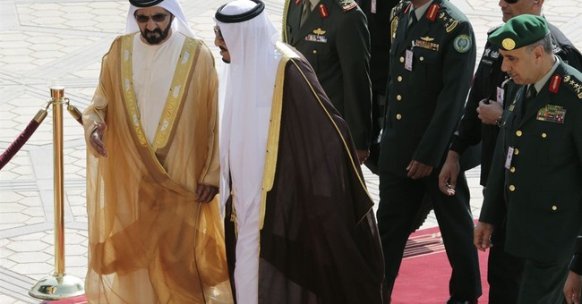 Arab, Latin American leaders in Saudi for joint summit