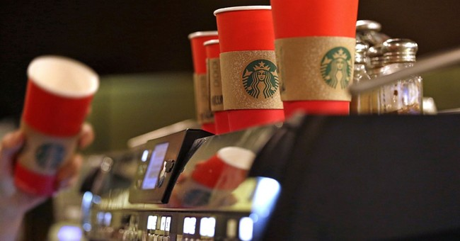 War on Christmas? Starbucks cups cause social media outcry