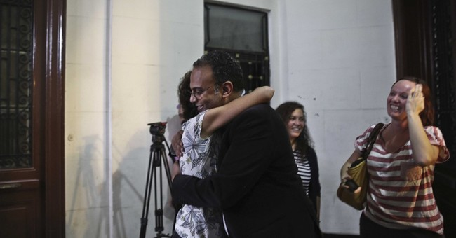 Egypt army releases journalist after 'false news' accusation