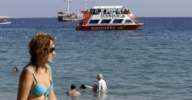 In Egypt, angry talk of Western conspiracy over plane crash