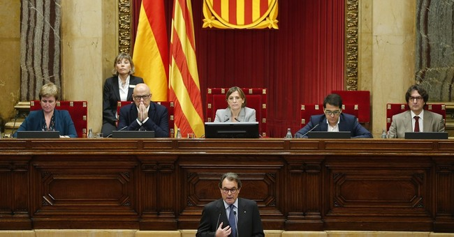 Split in Catalonia over next president amid secession push