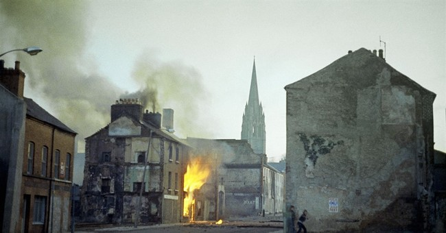 Ex-UK soldier arrested over role in Bloody Sunday massacre