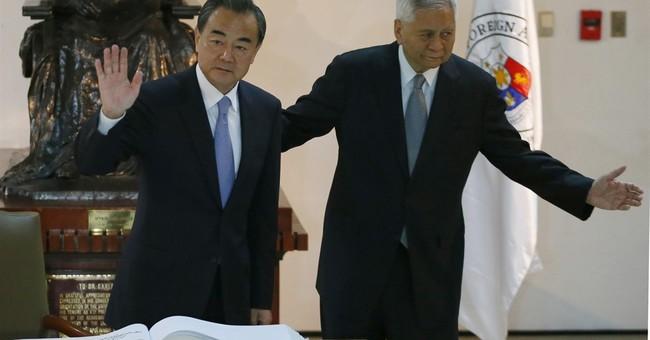 China to Philippines: No sea feud talk at APEC summit