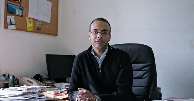 Egypt's military holding journalist in undisclosed location