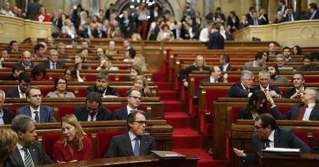 Split in Catalonia over next president amid secession push