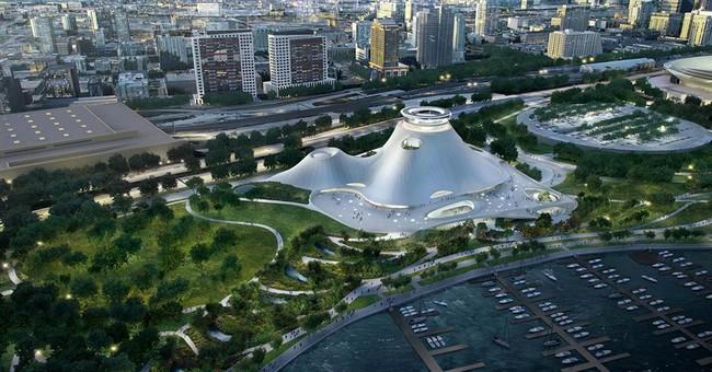 Chicago judge lets nonprofit file response over Lucas Museum