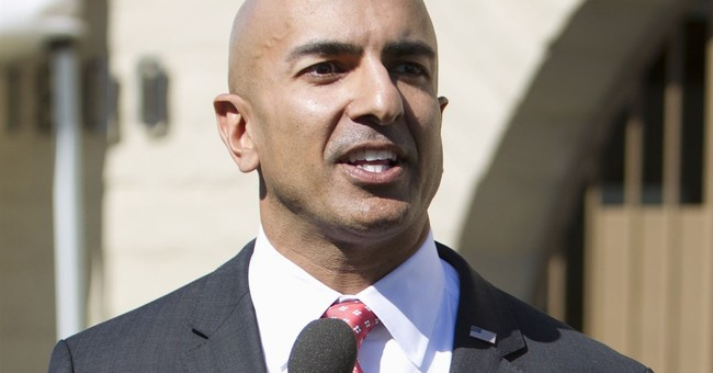 Kashkari picked as new leader of Minneapolis Fed bank