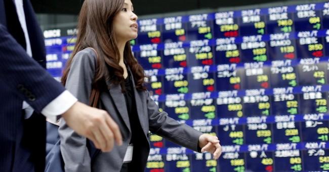 US stocks open lower, extending a slump; Gap plunges