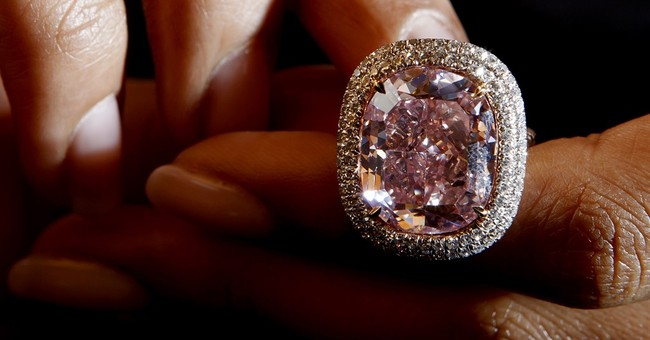 'The Pink' diamond sells for $28.5 million at Geneva auction
