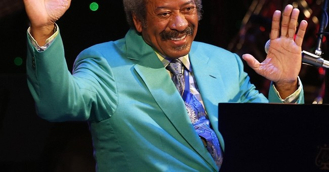 A New Orleans musical legend, Allen Toussaint, is remembered