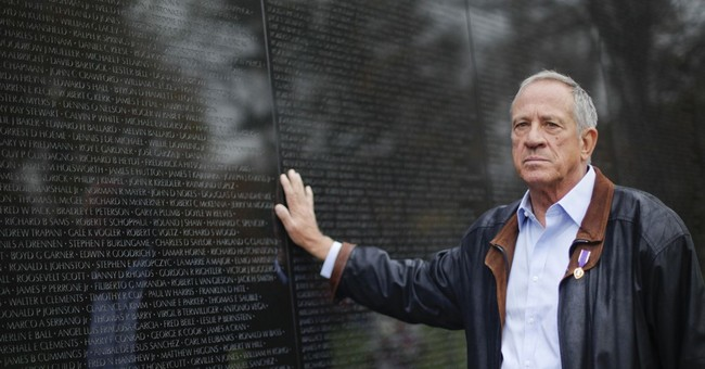 Vietnam vet pushes for national memorial for 9/11 veterans