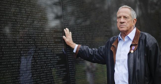 Vietnam vet pushes for national memorial for 9/11 veterans