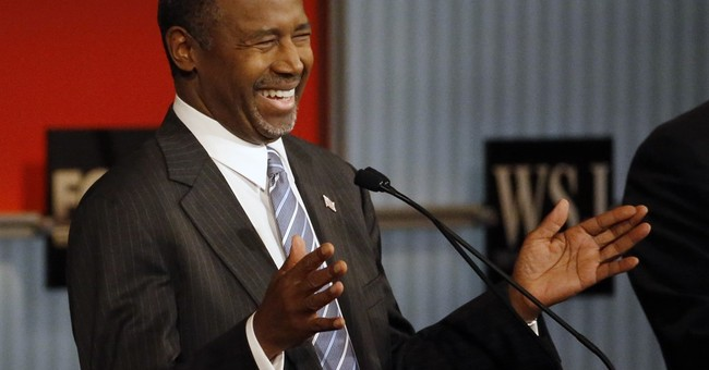 Bush, Carson seek to steady campaigns in GOP debate