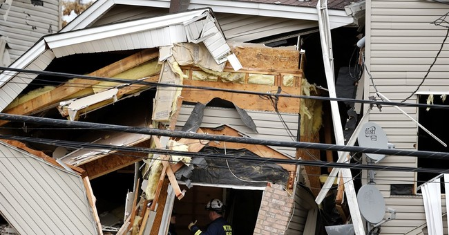Mayor: No calls to report gas smell before house explosion