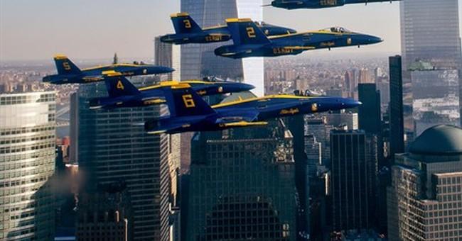 Photographers capture landmarks, skylines for Blue Angels