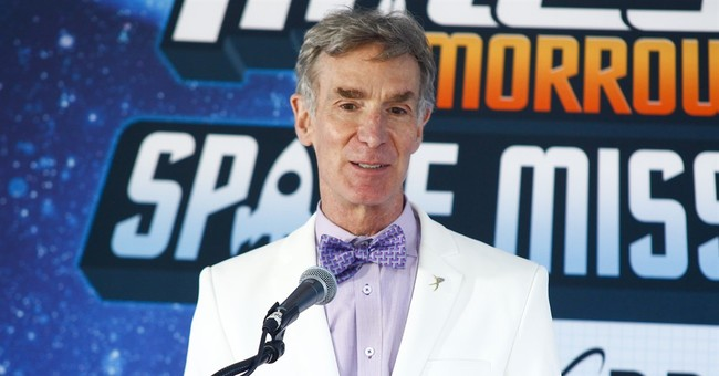 'Science Guy' Bill Nye gets heated up over climate change